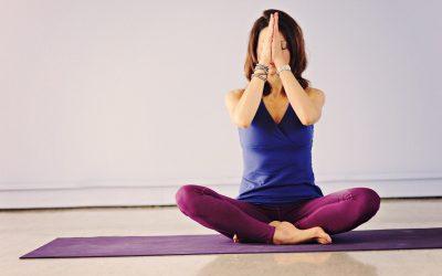Reprise de l'activité de Yoga